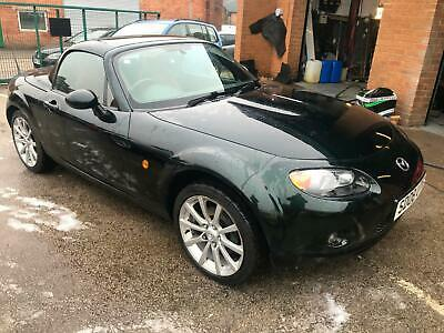 2008 Mazda MX-5 2.0i Sport CONVERTIBLE ELECTRIC HARD TOP 6 SPEED MANUAL