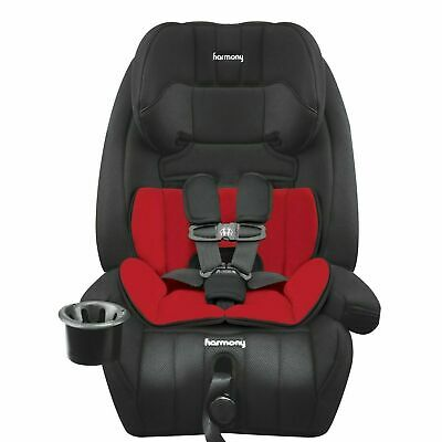 Harmony Defender 360° 3-in-1 Convertible Booster Car Seat with Insert New!
