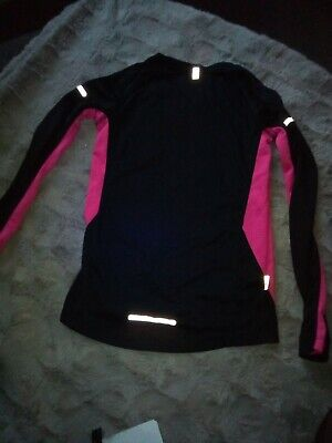 Girls Karrimor Long Sleeved Sports Top Age 9-10yrs