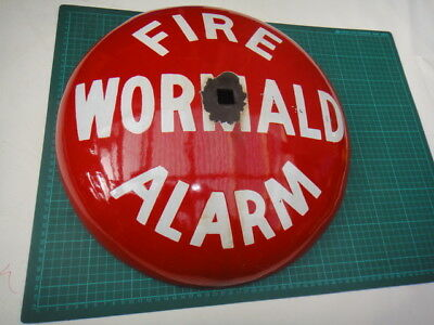 Fire Wormald Alarm  Sign
