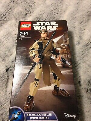 lego star wars buildable figure Rey 75113