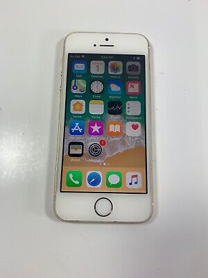 iPhone 5S A1533 32GB Unlocked - CLEAN ESN - BAD LCD - PHONE ONLY - FAST SHIPPING
