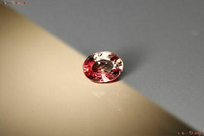 0.915 Ct Rare Natural From Earth Mined *Color Change Malaya Garnet* Aaa+ Gem~!!!