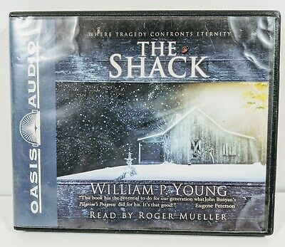The Shack : Where Tragedy Confronts Eternity by William Paul Young (2008, CD)