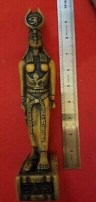 Isis Egyptian Goddess Statue  in EXCELLENT condition