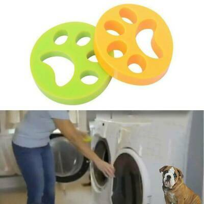 Reusable Pet Dog Hair Remover Brush Cat Lint Dog Fur for Laundry Washing Machine