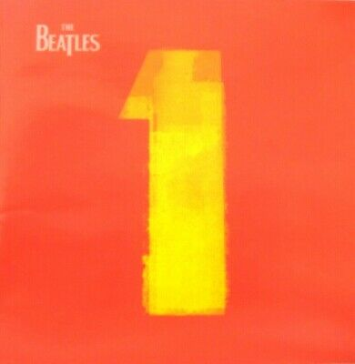 """The Beatles """"No 1 Singles"""" 2000 Remastered Aust Cd Apple As New"""