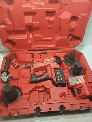 """Milwaukee 2633-22 M18 2"""" To 3"""" Propex Tubing Expander Pex Expansion Tool Abs"""