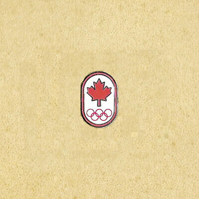 Noc Of Canada Olympic Official Pin Old