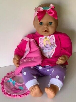 Zapf Creations Baby Doll With Sounds 45cm