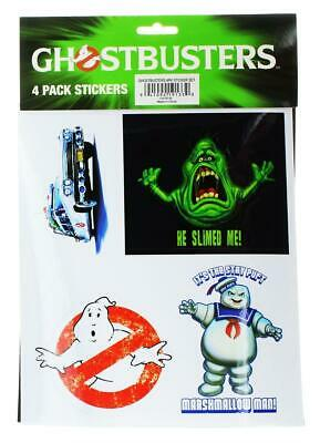 Ghostbusters Adesivo 4-Pack