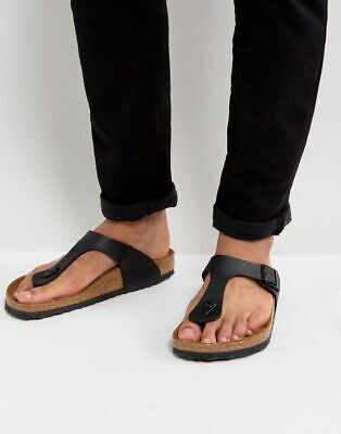 Birkenstock Gizeh BNIB 45 Black Cheapest on Ebay, Authentic incorrect purchases