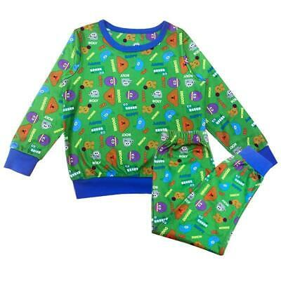 Licensed Boys Hey Duggee Winter Pyjamas Age 3-4 Years Pjs Nightwear PJ Sleepwea