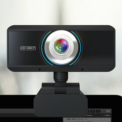Digital USB Web Cam PC Camera Full HD 1080P Webcam Mic For Laptop Video Calling