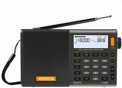County Comm GP-5//SSB Gen3 Handheld AM FM SW Radio MW DXers Deluxe Package