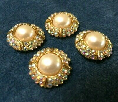 Vtg Nolan Miller Button Dynasty Collection fashion made jewelry buttons