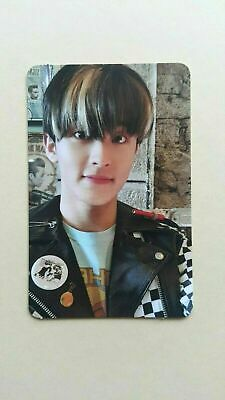 NCT # 127 Neo Zone Official Photocard Photo card N ver. Mark