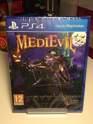 MediEvil - PS4 PlayStation New Sealed