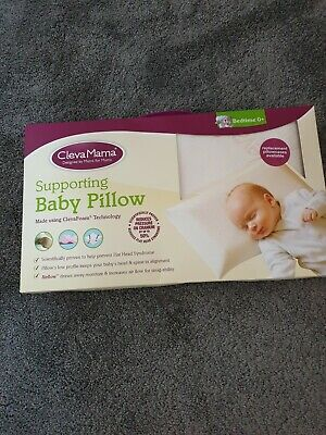 Clevamama supporting baby pillow