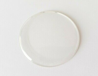 Round Convex  Clock Glass Acrylic (Plastic) Diameter 52.5mm