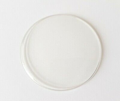 Round Convex  Clock Glass Acrylic (Plastic) Diameter 54.0 mm
