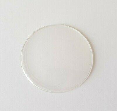Round Convex  Clock Glass Acrylic (Plastic) Diameter 55.5 mm