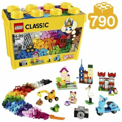 Lego Classic Large Creative Brick Box (10698) New