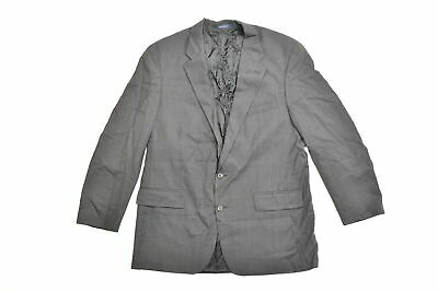 Men's Polo University Club Ralph Lauren 2-Button Single-Breasted Suit Jacket Big