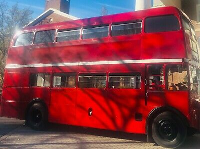 1966 Leyland Routemaster British Double Decker