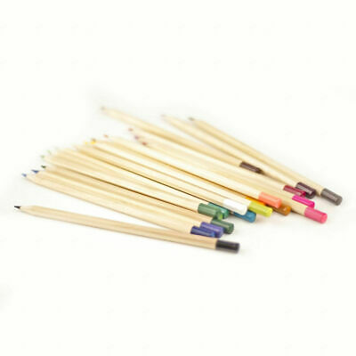 Pack of 20 - Premium Colour Colouring Pencils Vibrant Artists Quality Drawing
