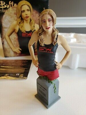 Buffy The Vampire Slayer Bust BUFFY VS DRACULA  44/5000