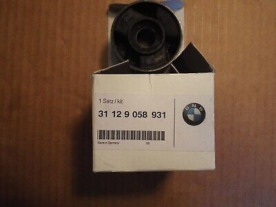 NOS BMW E30 Front Control Arm Bushing #31129058931 For 325 - 325iC 1987-1992