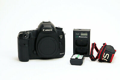 Canon EOS 5D Mark III 22.3MP Digital SLR Camera - Read Notes! (SD Only)