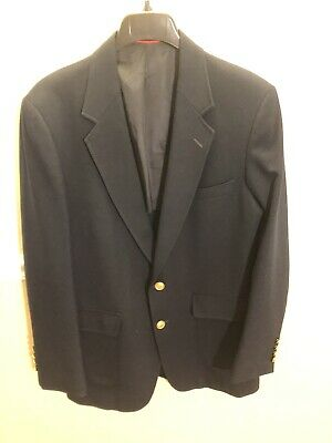 MEN'S SPORT  JACKET  Tailored In USA Size M