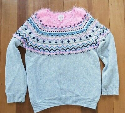 Seed Girls Jumper - Size 7 to 8