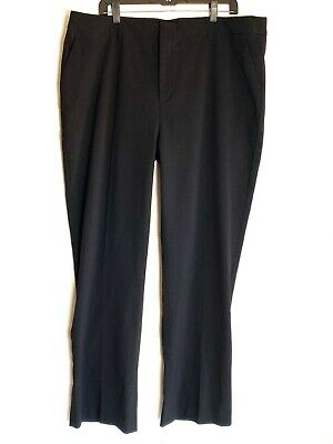 NYDJ 18W Not Your Daughter's Jean Tummy Tuck Dress Pants in Black W1148031000