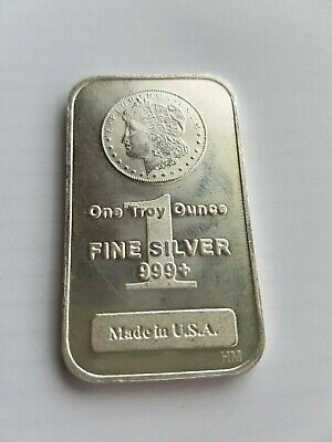 1oz --SILVER BAR INVESTMENT