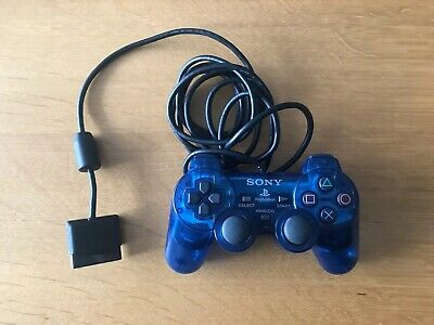 Official Sony PlayStation DualShock Controller - Blue
