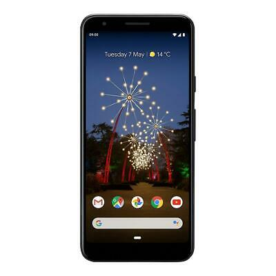 Google Pixel 3a XL - UK Model - Single SIM - Just Black - 64GB