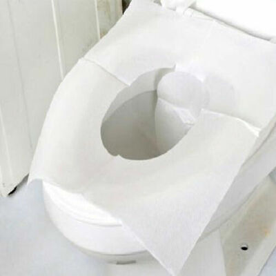 Disposable Toilet Seat Covers 100pk