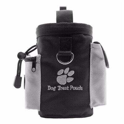 Waterproof Dog Pet Puppy Obedience Agility Bait Training Pouch Fo Bag A4M4 R6Z7