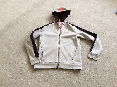 Girls Adidas Hoodie Age 16-18 Years In Good Condition