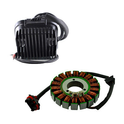 Stator + Voltage Regulator for Victory Cross Country 2010 2011 2012 2013
