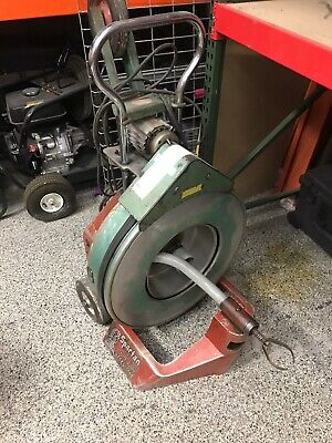 Spartan 1065 Sewer Pipe Drain Cleaning Machine