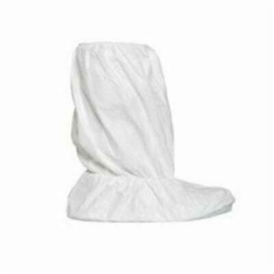 New VWR Boot Covers Tyvek Ankle Tie Medium Size ONE PAIR (2Pcs)