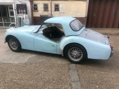 Triumph TR3 B 1962 Turn key Project