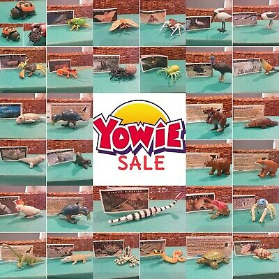 Yowies Collecables Toys Bulk Lot