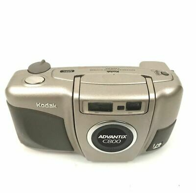 KODAK ADVANTIX C800 Zoom Camera 6.C1