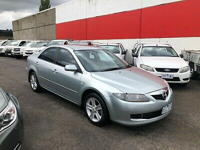 2006 Mazda 6 Classic Sedan Gg With Reg And Rwc 5 Spd Manual No Reserve Auction
