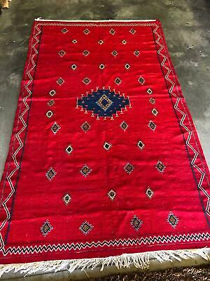 Antique Moroccan Rugs for Sale - 3 Larger, 1 Hall Runner